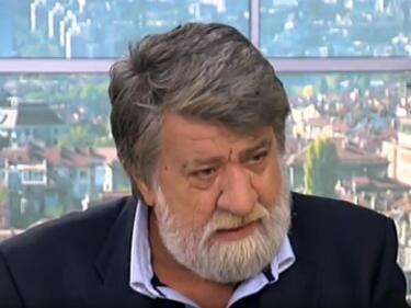 Вежди Рашидов отвръща на удара