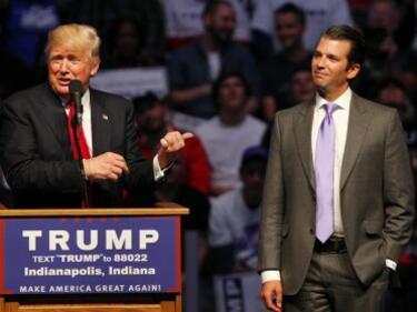 Тръмп назначи зет си съветник в Белия дом