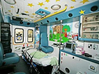 Спешна помощ вече и с линейка за бебета