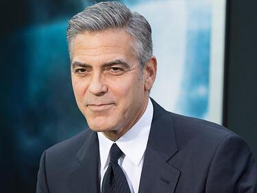 Джордж Клуни подкрепи Мерил Стрийт срещу Тръмп