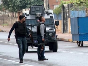 Предотвратиха нов атентат в Турция