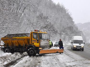 Пътна блокада и в съседна Румъния (ДОПЪЛНЕНА)