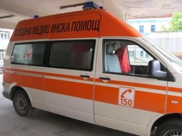 Опасни пътища! Рейс затисна пешеходка в Пловдив