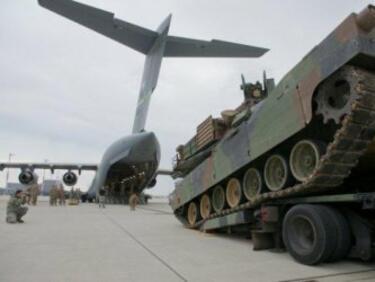 Новите US войски пристигнаха в Полша