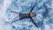 Уникални кадри, които ще ви накарат да заобичате зимата (СНИМКИ/ВИДЕО)