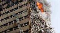 Трагедия в Техеран! Близо 40 пожарникари загинаха в 17-етажна сграда (снимки)