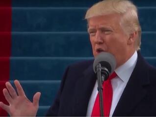 Доналд Тръмп вече официално е 45-ият президент на САЩ