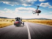 Холандци вече продават летящи коли (СНИМКИ/ВИДЕО)