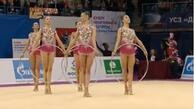 Грациите се пребориха и за трети медал в Москва