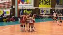 ЦСКА спечели драматично вечното дерби във волейбола