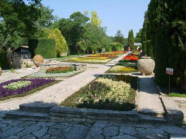 Дворецът в Балчик с отличие за културен туризъм