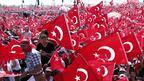 Берлин отряза Ердоган за митинг за референдума му