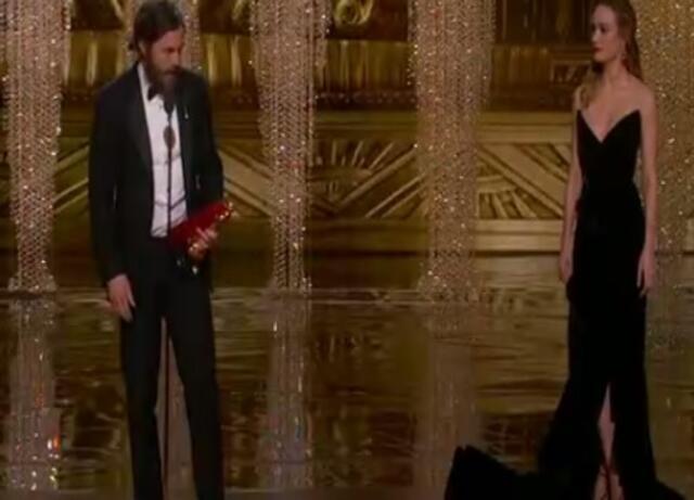 Защо имаше толкова недоволни от Оскара на Кейси Афлек? (видео)
