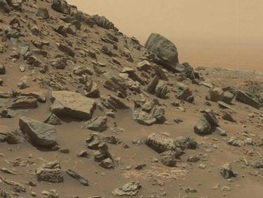 Сензационно! Ново доказателство за живот на Червената планета
