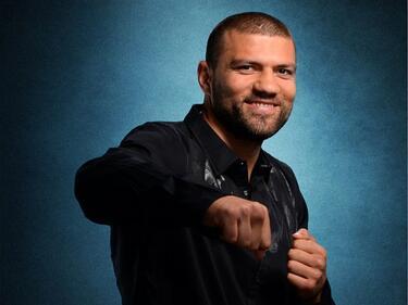 Тервел Пулев излиза на ринга за втория си професионален мач