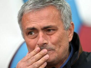 Моуриньо се сби с един от своите помощници в Юнайтед (ВИДЕО)