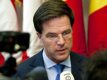 Европа ликува от победата на Рюте в Холандия