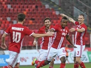 Локо изпусна ЦСКА след вратарска грешка