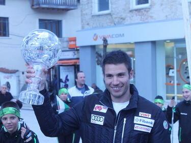 Жалко! Радо Янков остана втори за Големия Кристален глобус