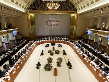 Г-20 буксува за свободната търговия и климатичните промени