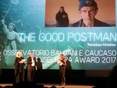 """Поредна кино награда за """"Добрият пощальон"""" - на фестивала в Женева"""