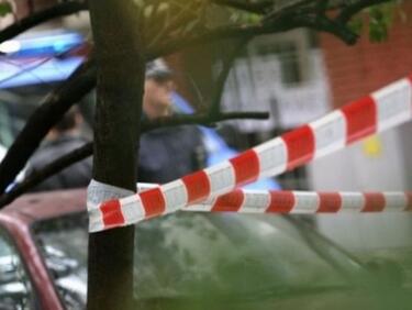 Разследват убийство на млад мъж в Казанлък