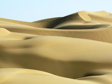 Нова теория за превръщането на Сахара в пустиня