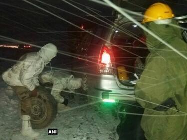Българка загина в снежна буря в Хималаите (СНИМКИ)
