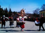Тринадесети Национален фестивал на кукерите се проведе в село Калипетрово