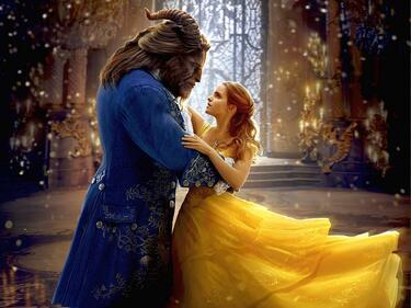 """""""Красавицата и звярът"""" разбива рекорди по гледане по света и у нас"""