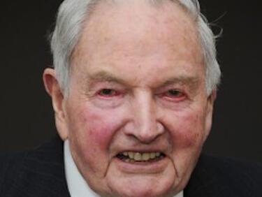 Рокфелер почина на 101 години