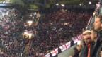 Вижте циничните английски фенове малко след атентата в Лондон (ВИДЕО)