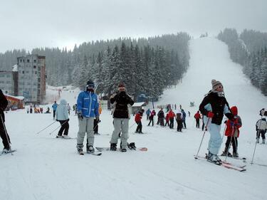 С 30% повече скиори в Родопите тази зима