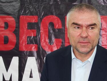 Марешки ще подкрепи кабинет на ГЕРБ само срещу министерства