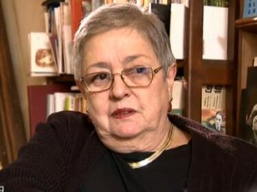 Почина известната преводачка Бояна Петрова