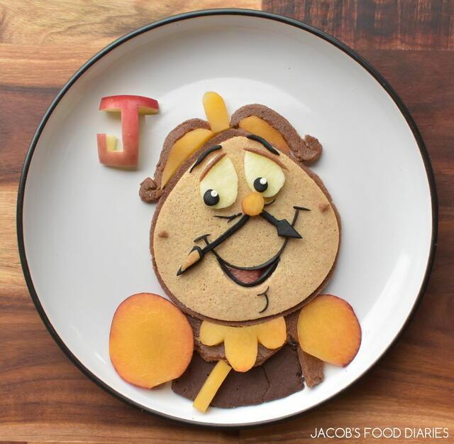 Най-забавният начин да накарате детето да се храни здравословно (СНИМКИ)