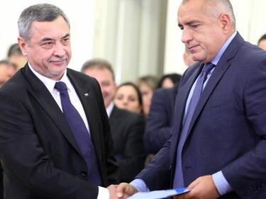 ГЕРБ започва тежки преговори за коалиционно правителство