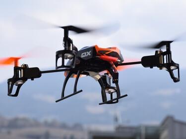 Страхотен пробив! Наш учен разработва уникален дрон