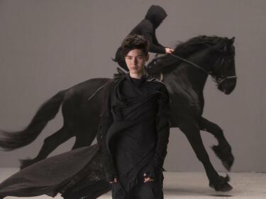 """Ето козът ни на """"Евровизия"""" тази година (ВИДЕО)"""