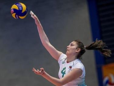 Рускини прекъснаха победната серия на младите ни волейболистки
