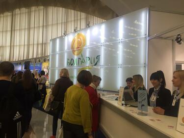 Българският туризъм се представя на най-голямото международно изложение в Минск
