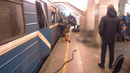 Откриха бомби в жилищен блок в Санкт Петербург (СНИМКИ)