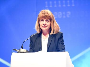 Фандъкова председателства конференцията за умни градове в рамките на Webit.Festival