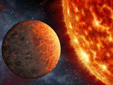 Откриха нова планета, двойник на Венера (СНИМКИ)