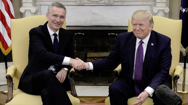 Как така изведнъж Тръмп започна да възхвалява НАТО!?