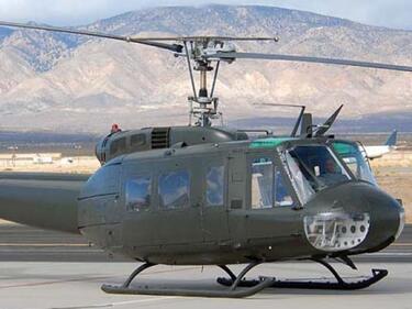 Хеликоптер с гръцки офицери се разби в Тесалия