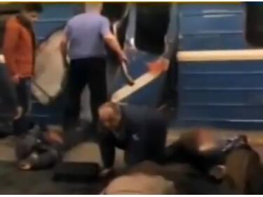Почина пореден пострадал при атентата в Санкт Петербург