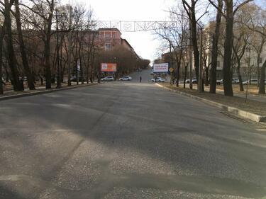 Нападнаха офис на руска спецслужба (ДОПЪЛНЕНА)