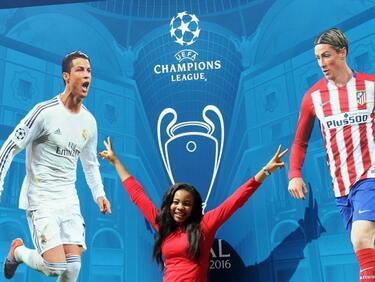 Мадридско дерби на полуфинала в Шампионската лига