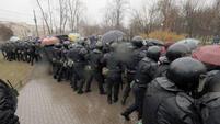 Нови протести срещу Путин в Русия завършиха с масови арести